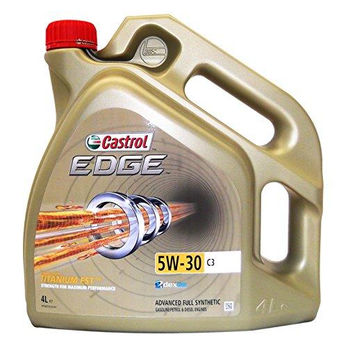 Castrol 80364 Edge Titanium FST 5W-30 C3 für die Benziner-Varianten des Espace