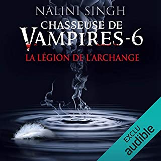 Page de couverture de La légion de l'archange