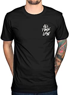 Official All Time Low Graffiti T-Shirt