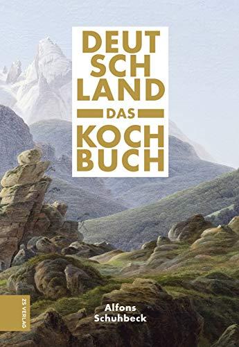 Deutschland - das Kochbuch: Sonderausgabe im Schuber