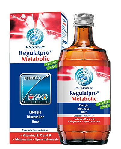 95% bio - Regulatpro® Metabolic - 350 ml - 2er Pack (2 x 350 ml) von Dr. Niedermaier