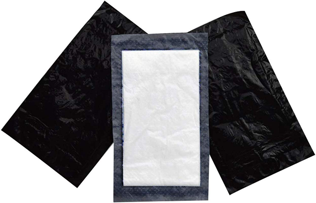 Splyco USA TD40 4x7 Inch Dri Loc 40 Grams Tattoo Soaker Pads Absorbent Meat Produce Fish And Poultry Foam Tray Pads Black 100