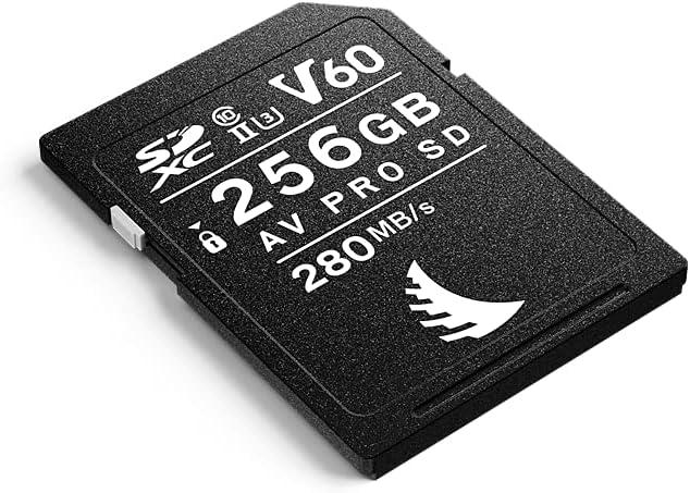 Angelbird AV PRO SD Card MK2 V60 | 256 GB