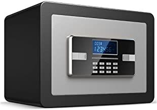 Safes for Home Security Systems Electronic Password Anti-mite Built-in Alarm Safe38*25 * 25cm Safebox