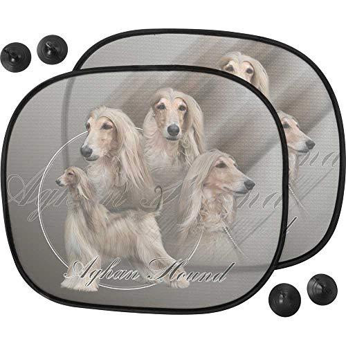 Pets-easy - Parasol para perro, coche de galgo, color rubio