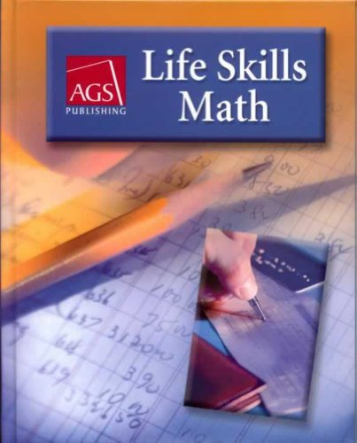 Life Skills Math Workbook Answer Key