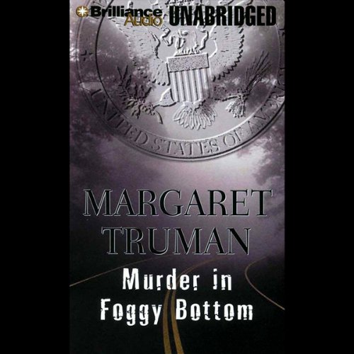 Murder in Foggy Bottom audiobook cover art