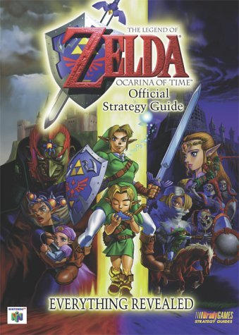 The Legend of Zelda: Ocarina of Time Official Strategy Guide (Bradygames Strategy Guides) by BradyGames (1998-11-23)