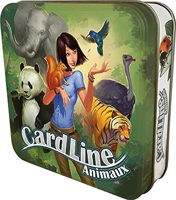Asmodee Jeux de cartes - Cardline