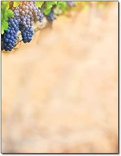 Vineyard Stationery Paper - 80 Sheets
