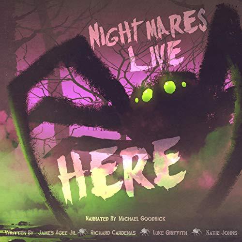Couverture de Nightmares Live Here