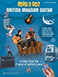 Just for Fun -- British Invasion for Guitar: 12 Songs from the 1st