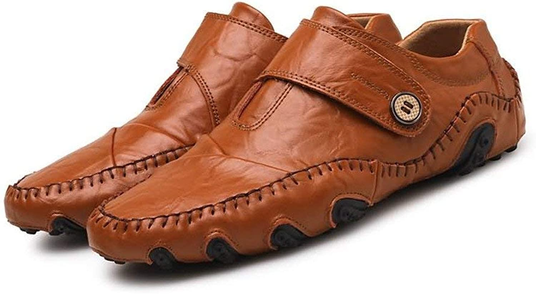 Herren Schuhe, Herren Faulenzer Loafers Casual Flache Ferse
