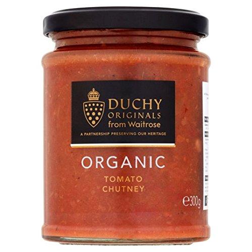 Waitrose Duchy Bio-Tomaten-Chutney, 300 g