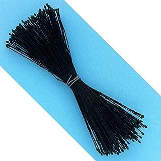 Small Round Tip Flower Stamen (Black)