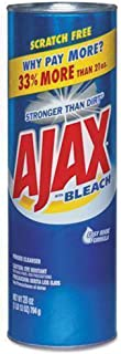 Ajax Powder Cleanser with Bleach, 28 Ounce