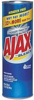 Ajax Powder Cleanser with Bleach, 28 Ounce