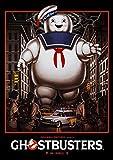 CoolPrintsUK Ghostbusters Poster Borderless Vibrant Premium