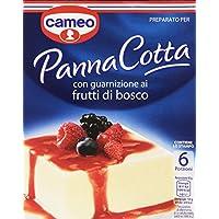 Cameo - PANNA COTTA & FRUITS DES BOIS