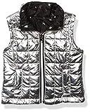 Urban Republic Girls' Jacket, Silver, 18M