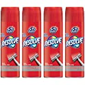 4-Cans x 22 Oz Resolve High Traffic Carpet Foam