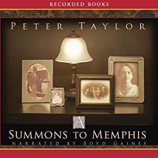 A Summons to Memphis cover art