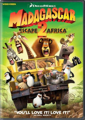 Madagascar: Escape 2 Africa (Widescreen Edition)