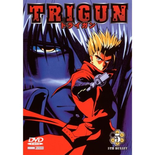 Trigun 5 - 5th Bullet