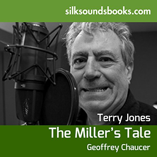 The Miller's Tale audiobook cover art