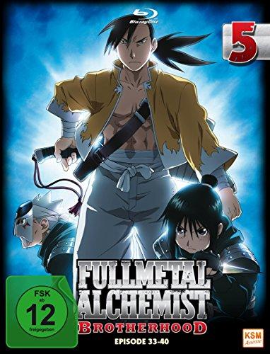 Preisvergleich Produktbild Fullmetal Alchemist: Brotherhood - Volume 5 (Digipack im Schuber mit Hochprägung und Glanzfolie) (Blu-ray) [Limited Edition]