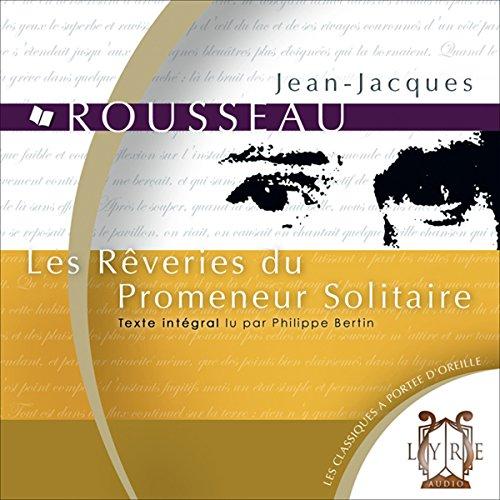 Les Rêveries du Promeneur Solitaire  cover art