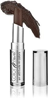 Color Fever Lip Bomb Crème Matte Long Lasting Lipstick with Moisturizer, Brown (Coffee) 3.2 gm