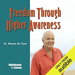 Freedom Through Higher Awareness audiobook cover art