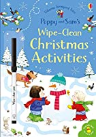 Poppy and Sam's Wipe-Clean Christmas Activities (Farmyard Tales Poppy and Sam)