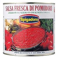 モンテベッロ サルサフレスカ ディ ポモドーロ [缶] 2600g x 6缶 [イタリア/パスタソース/常温/002865/モンテ]