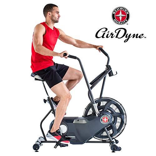 Schwinn airdyne AD6Fitness Bike, Negro, 1 ⭐