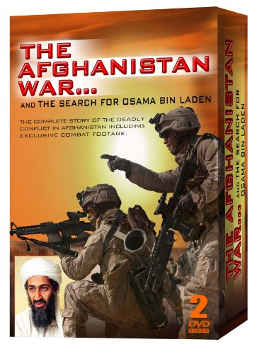The Afghanistan War...And The Search For Osama Bin Laden (Gift Box)