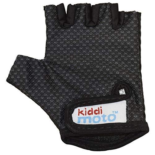 KIDDIMOTO Guantes de Ciclismo sin Dedos para Infantil (niñas y niños) -...