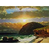 Fairman Eagle Cliff Manchester by The Sea Painting Large