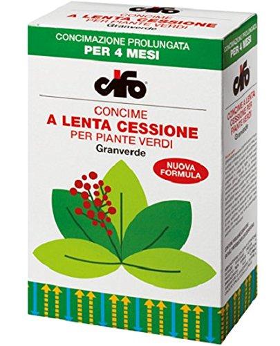 Concime a lenta cessione per piante verdi cifo 1kg