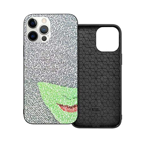 NGNHMFD Wicked Broadway Elphaba and Blinda Witchs Musical Compatible con iPhone 11 Pro Max 12 Pro Max Mini SE 2020 6/6S 7/8 Plus X XS XR Funda Negro Teléfono Funda