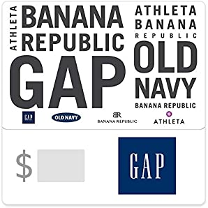 Buy $50, save $10 with code GAPMOM at checkout