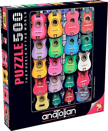 Colorful Music Jigsaw Puzzle