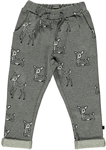 Smafolk Sweatpants Hose Deer REH Gr. 86-92