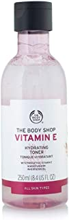 The body shop vitamin E hydrating toner