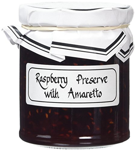 Photo of Butler's Grove Raspberry Preserve with Amaretto  3 x 227 g