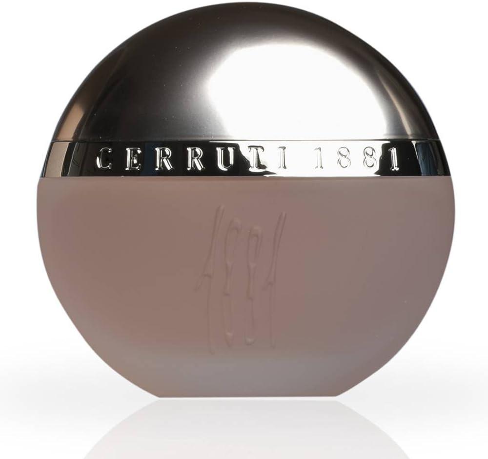 Cerruti 1881, eau de toilette,profumo per donna, 100 ml