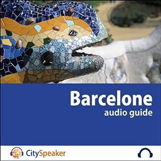 Couverture de Barcelone (Audio Guide CitySpeaker)