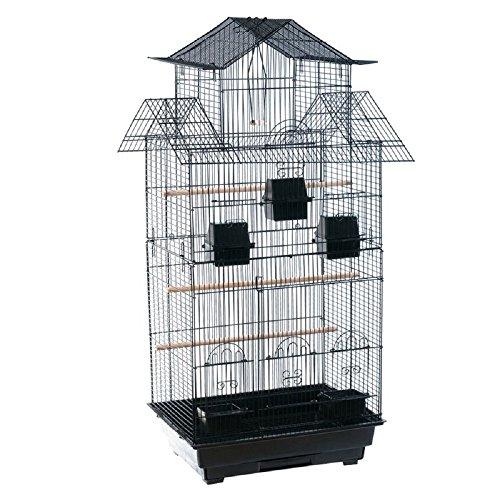 Amilo Cage pour calopsitte et perruche