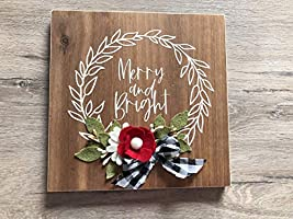 Cuadro decorativo navidad